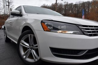 2015 Volkswagen Passat 2.0L TDI SE w/Sunroof Waterbury, Connecticut 12