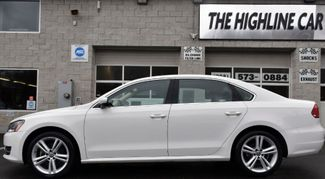 2015 Volkswagen Passat 2.0L TDI SE w/Sunroof Waterbury, Connecticut 4