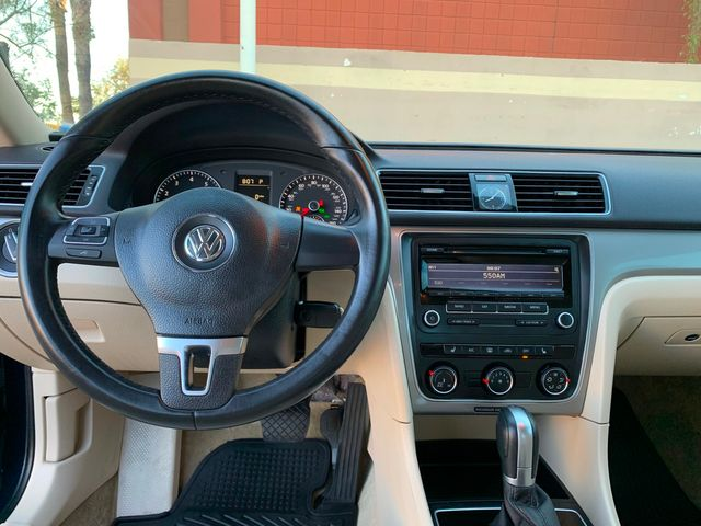 2015 Volkswagen Passat Wolfsburg Edition 3 MONTH/3,000 MILE NATIONAL POWERTRAIN WARRANTY Mesa, Arizona 14