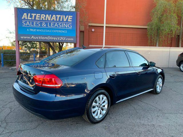 2015 Volkswagen Passat Wolfsburg Edition 3 MONTH/3,000 MILE NATIONAL POWERTRAIN WARRANTY Mesa, Arizona 4
