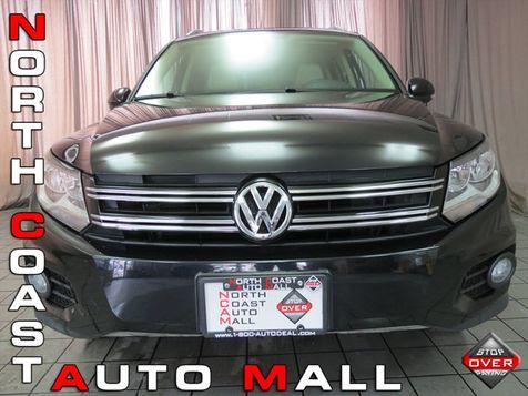 2015 Volkswagen Tiguan SEL in Akron, OH