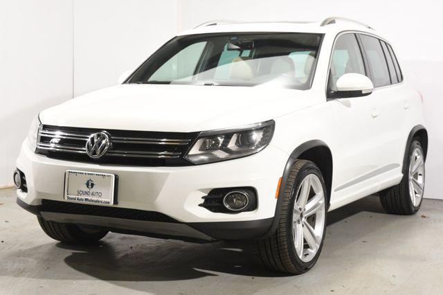 2015 Volkswagen Tiguan R-Line