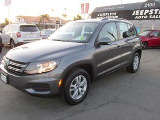 2015 Volkswagen Tiguan S in Costa Mesa, California 92627