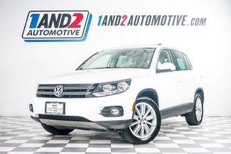 2015 Volkswagen Tiguan SEL in Dallas TX