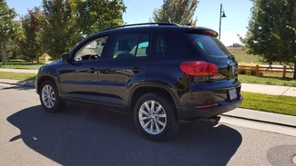 2015 Volkswagen Tiguan SE 4Motion Erie, Colorado 1