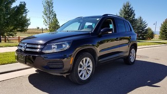 2015 Volkswagen Tiguan SE 4Motion Erie, Colorado 2