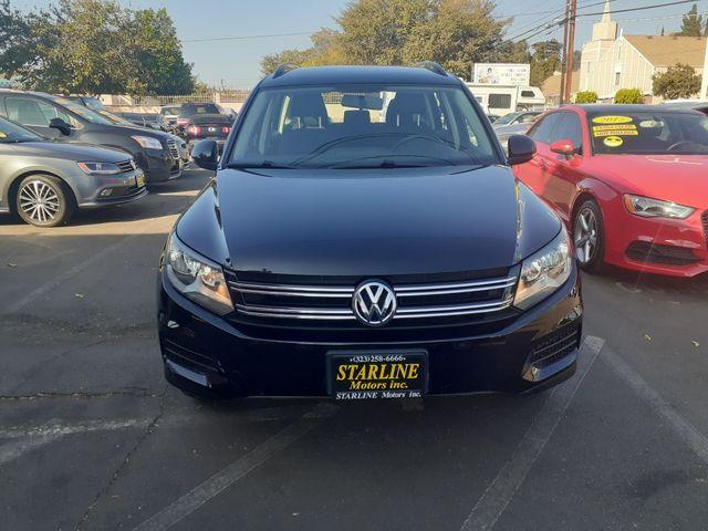 2015 Volkswagen Tiguan S Los Angeles, CA 1