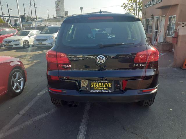 2015 Volkswagen Tiguan S Los Angeles, CA 9