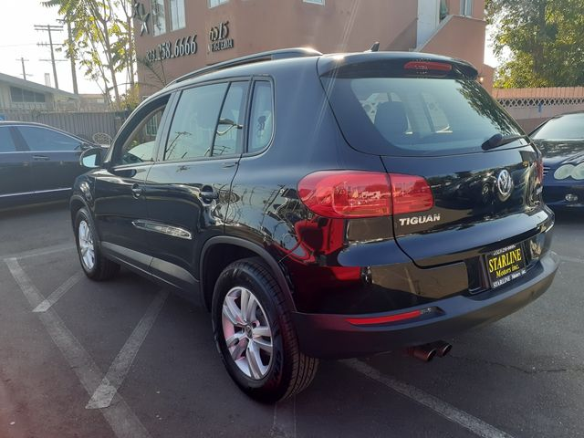 2015 Volkswagen Tiguan S Los Angeles, CA 10