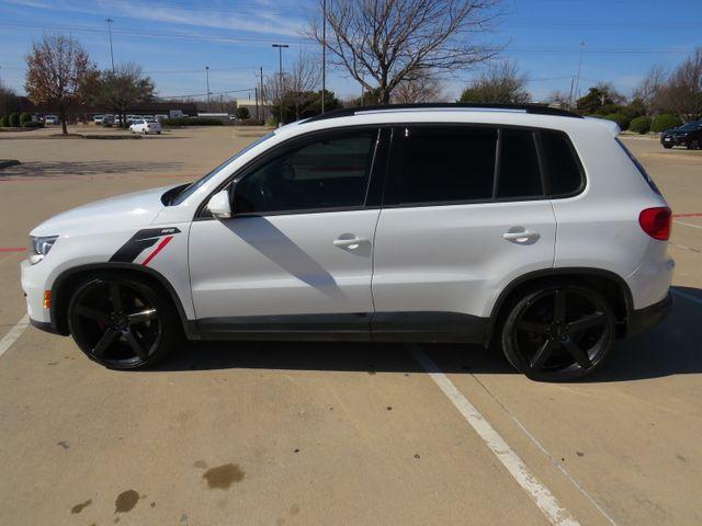 2015 Volkswagen Tiguan S in McKinney, Texas 75070