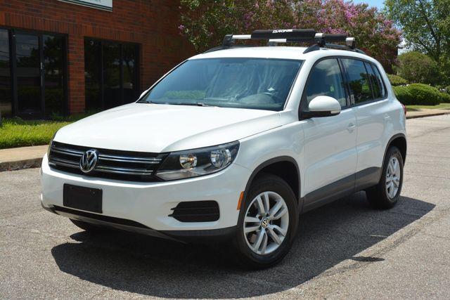 2015 Volkswagen Tiguan S in Memphis Tennessee, 38128