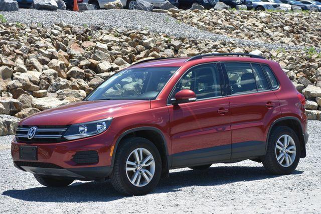 2015 Volkswagen Tiguan S Naugatuck, Connecticut