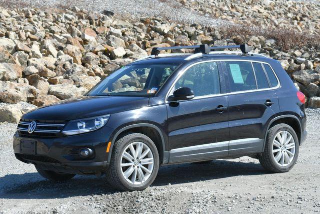 2015 Volkswagen Tiguan SE Naugatuck, Connecticut 2