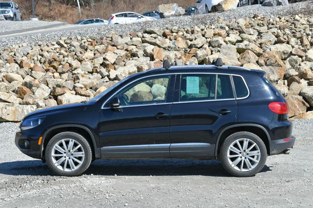 2015 Volkswagen Tiguan SE Naugatuck, Connecticut 3