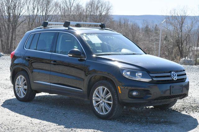 2015 Volkswagen Tiguan SE Naugatuck, Connecticut 8