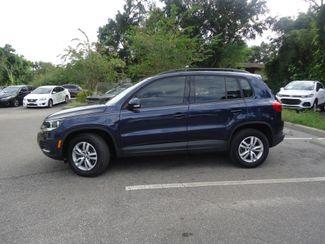 2015 Volkswagen Tiguan S SEFFNER, Florida 4