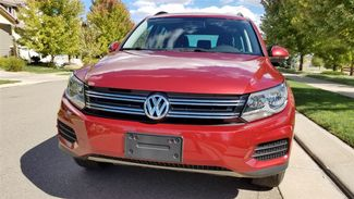 2015 Volkswagen Tiguan SEL 4Motion Erie, Colorado 2