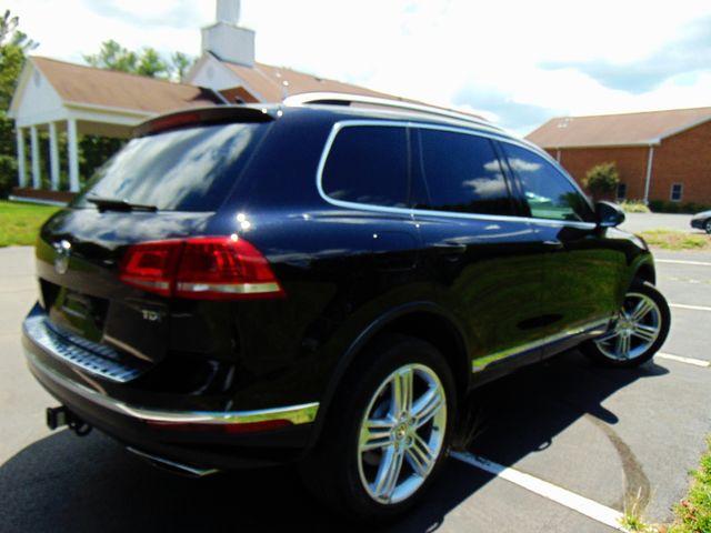 2015 Volkswagen Touareg Executive Leesburg, Virginia 1