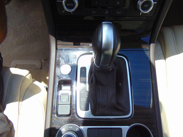 2015 Volkswagen Touareg Executive Leesburg, Virginia 31