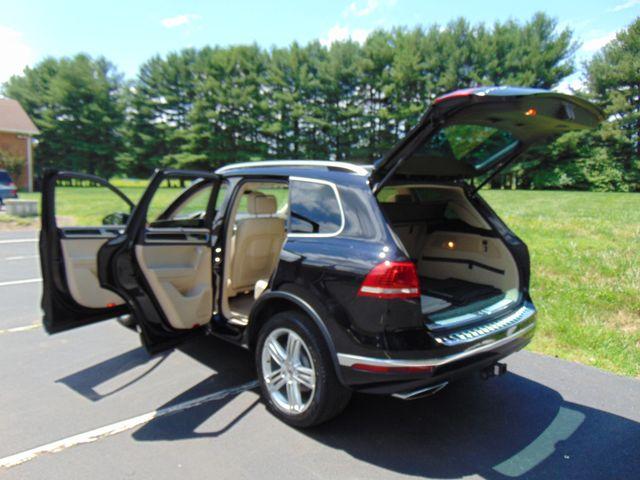 2015 Volkswagen Touareg Executive Leesburg, Virginia 10