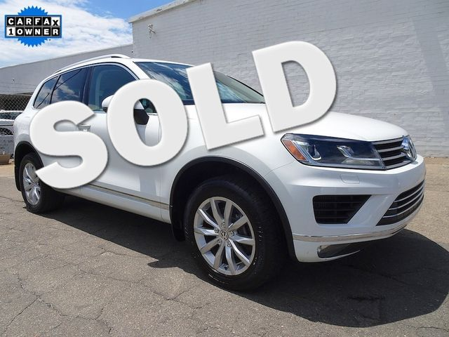 2015 Volkswagen Touareg Sport w/Technology Madison, NC