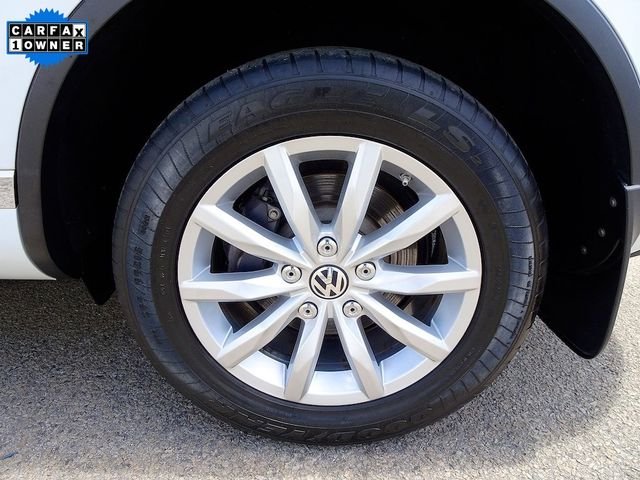 2015 Volkswagen Touareg Sport w/Technology Madison, NC 10