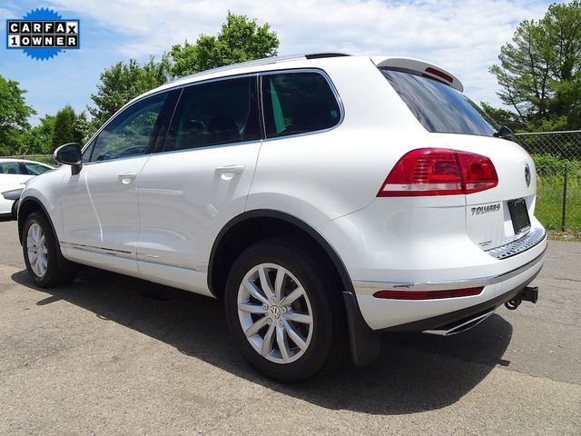 2015 Volkswagen Touareg Sport w/Technology Madison, NC 4