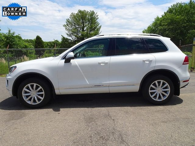 2015 Volkswagen Touareg Sport w/Technology Madison, NC 5