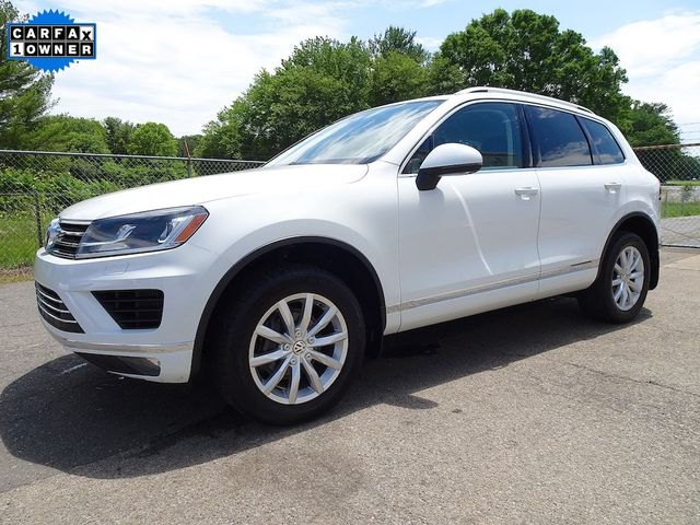 2015 Volkswagen Touareg Sport w/Technology Madison, NC 6