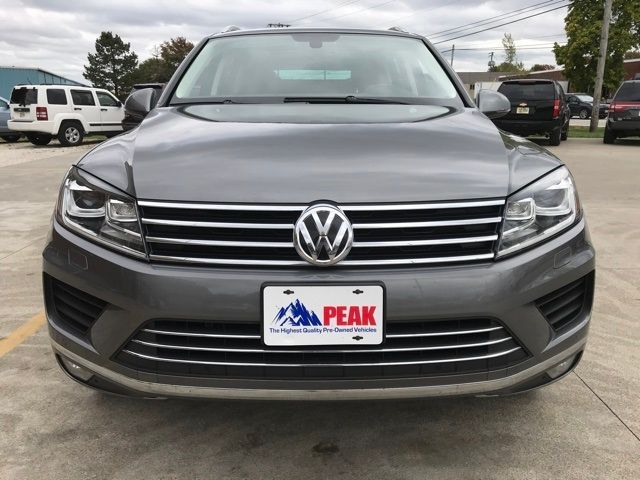 2015 Volkswagen Touareg V6 Lux in Medina, OHIO 44256