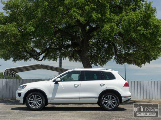 2015 Volkswagen Touareg TDI Lux 3.0L Turbo Diesel AWD