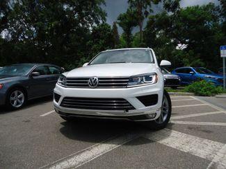 2015 Volkswagen Touareg Lux SEFFNER, Florida