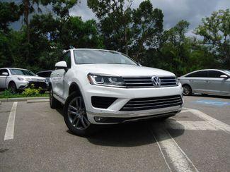 2015 Volkswagen Touareg Lux SEFFNER, Florida 10