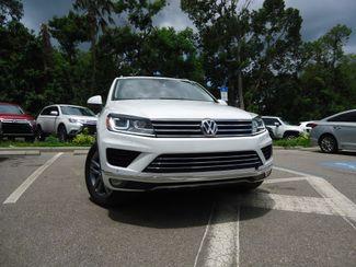 2015 Volkswagen Touareg Lux SEFFNER, Florida 11
