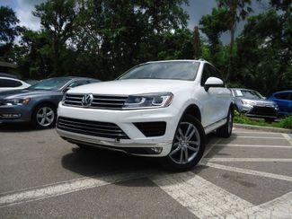 2015 Volkswagen Touareg Lux SEFFNER, Florida 7