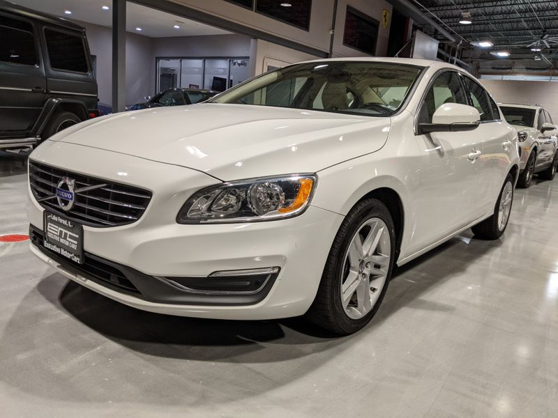 2015 Volvo S60 T5 Drive-E Premier  Lake Forest IL  Executive Motor Carz  in Lake Forest, IL