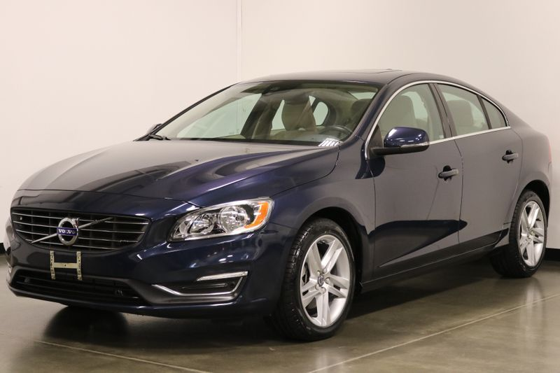 2015 Volvo S60 T5 Drive-E Premier  city NC  The Group NC  in Mansfield, NC