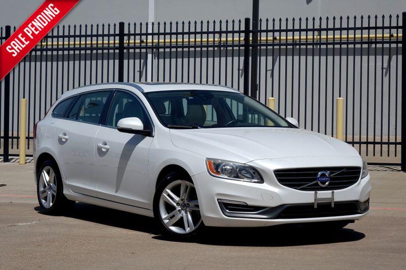 2015 Volvo V60 T5 Drive-E Premier*Sunroof*   Plano, TX   Carrick's Autos in Plano TX