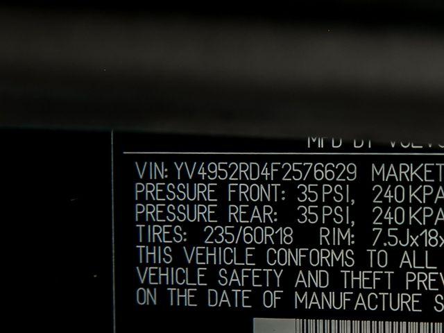 2015 Volvo XC60 3.2L Platinum Burbank, CA 30