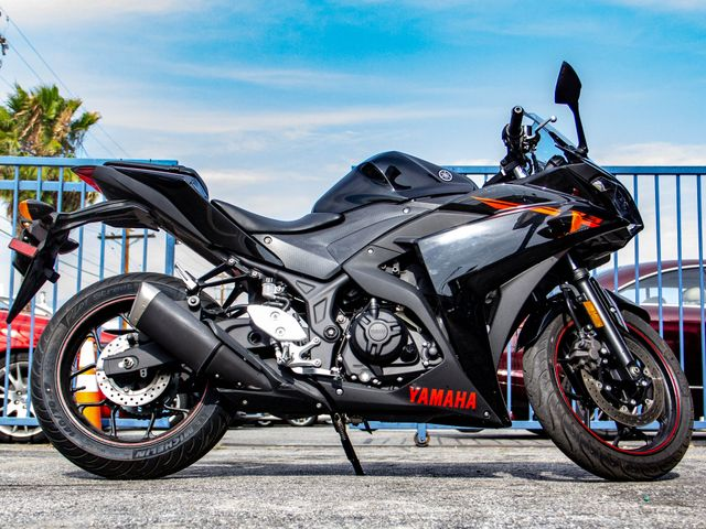 2015 Yamaha R3 Burbank, CA 2