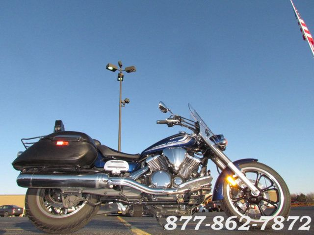 2015 Yamaha V-STAR 1300 TOURER XVS13CTF 1300 TOURER XVS13CTF Chicago, Illinois 0