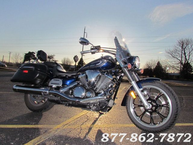 2015 Yamaha V-STAR 1300 TOURER XVS13CTF 1300 TOURER XVS13CTF Chicago, Illinois 2