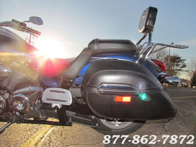 2015 Yamaha V-STAR 1300 TOURER XVS13CTF 1300 TOURER XVS13CTF Chicago, Illinois 29
