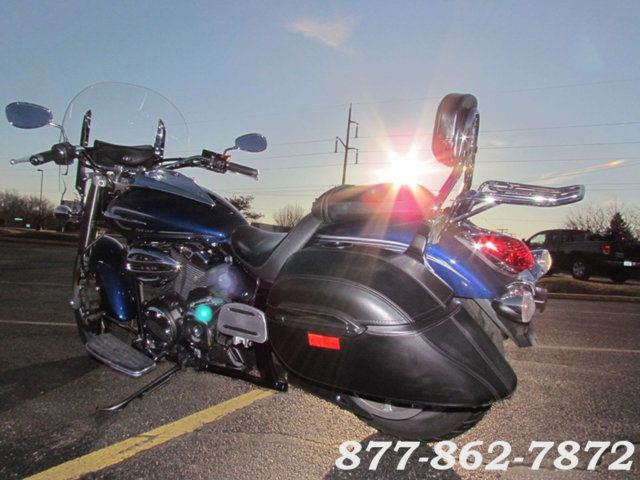 2015 Yamaha V-STAR 1300 TOURER XVS13CTF 1300 TOURER XVS13CTF Chicago, Illinois 34