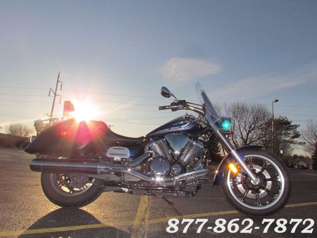 2015 Yamaha V-STAR 1300 TOURER XVS13CTF 1300 TOURER XVS13CTF Chicago, Illinois 38