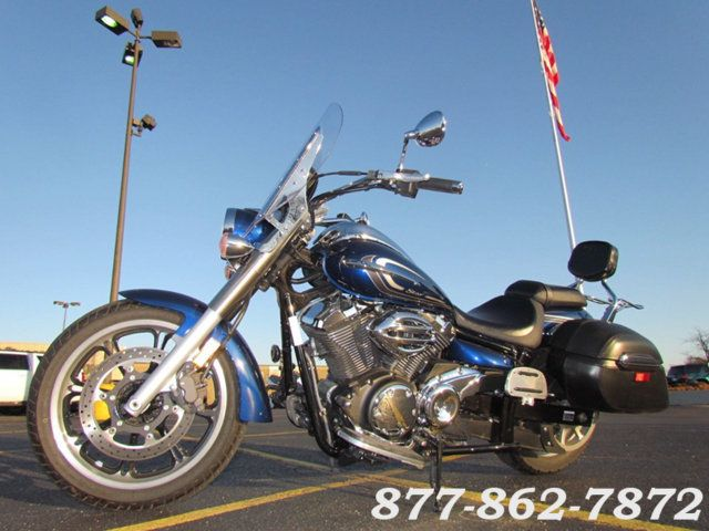 2015 Yamaha V-STAR 1300 TOURER XVS13CTF 1300 TOURER XVS13CTF Chicago, Illinois 4