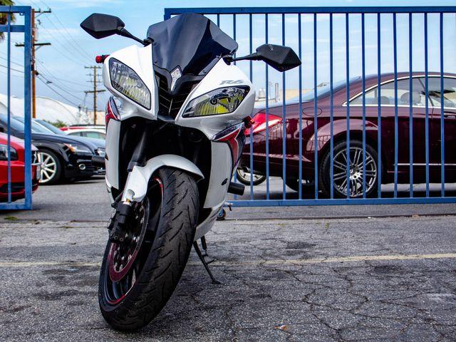 2015 Yamaha YZF R6 Burbank, CA 10