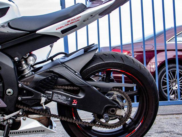 2015 Yamaha YZF R6 Burbank, CA 16