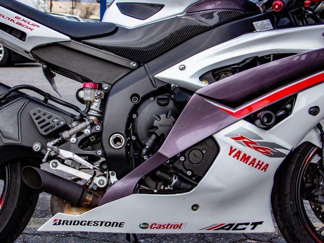 2015 Yamaha YZF R6 Burbank, CA 6