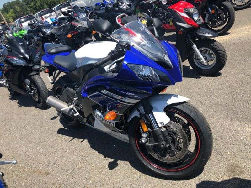 2015 Yamaha YZF-R6   - John Gibson Auto Sales Hot Springs in Hot Springs Arkansas